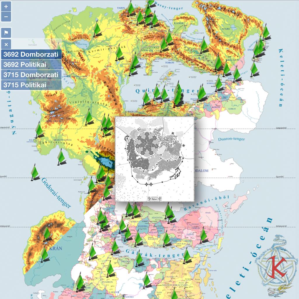 ynev térkép Kalandozok.hu Ynev Térkép   2016   Hírek   Kalandozok.hu